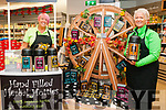 Listowel Food Fair: Pictured at Garvey's Super Value Store, Listowel were the winners of the Best Emerging Artisan Food products category were the Busy Botanist company from Killorglin with their herbal tea product were  Jo Arbor & Claire Kelly.