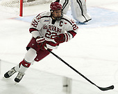 Devin Tringale (Harvard - 22) - The Harvard University Crimson defeated the Providence College Friars 3-0 in their NCAA East regional semi-final on Friday, March 24, 2017, at Dunkin' Donuts Center in Providence, Rhode Island.
