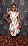 Montego Glover attends The 69th Annual Outer Critics Circle Awards Dinner at Sardi's on May 23, 2019 in New York City.
