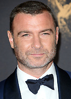 LOS ANGELES, CA - SEPTEMBER 09: Liev Schreiber, at the 2017 Creative Arts Emmy Awards at Microsoft Theater on September 9, 2017 in Los Angeles, California. <br /> CAP/MPIFS<br /> &copy;MPIFS/Capital Pictures