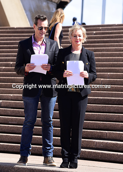 13 February 2017 SYDNEY AUSTRALIA<br /> WWW.MATRIXPICTURES.COM.AU<br /> <br /> EXCLUSIVE PICTURES<br /> The Bold and the Beautiful cast at Opera House, Sydney, Australia on 13 February 2017 .<br /> <br /> *No internet without clearance*.<br /> <br /> MUST CALL PRIOR TO USE <br /> <br /> +61 2 9211-1088. <br /> <br /> Matrix Media Group.Note: All editorial images subject to the following: For editorial use only. Additional clearance required for commercial, wireless, internet or promotional use.Images may not be altered or modified. Matrix Media Group makes no representations or warranties regarding names, trademarks or logos appearing in the images.