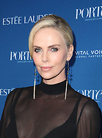LOS ANGELES, CA - OCTOBER 9: Charlize Theron,, at Porter's Third Annual Incredible Women Gala at The Ebell of Los Angeles in California on October 9, 2018. Credit: Faye Sadou/MediaPunch