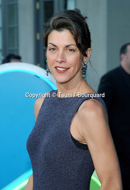 Wendie Malick (Just Shoot Me) arriving at the All-Star Party for the new season of NBC at the Ritz Carlton in Pasadena, Los Angeles. July 24, 2002.           -            MalickWendie_JustShootMe06.jpg