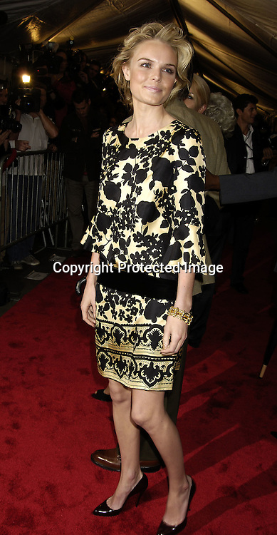 """Kae Bosworth ..at The New York Premiere of """"Elizabethtown""""  on October 10, 2005 at The Loews LIncoln Square. ..Photo by Robin Platzer, Twin Images"""