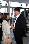 PALM SPRINGS - APR 27: Linda Gray, Grafton Doyle at a cultivation event for The Actors Fund at a private residence on April 27, 2016 in Palm Springs, California