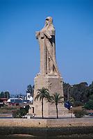 Spanien, Andalusien, Kolumbus-Denkmal in Huelva