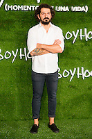 "Jorge Torregrosa attend the photocall of the Premiere of the movie ""Boyhood"" at the Cineteca in Madrid, Spain. September 09, 2014. (ALTERPHOTOS/Carlos Dafonte)"