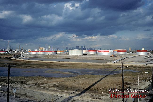 Chevron Atlantic Tanks