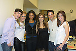 One Life To Live's Eddie & Kristen Alderson - Karla (GL) - Jason Tam, Kelly Missal, Brittany Underwood at the 9th Annual Rock Show for Charity to benefit the American Red Cross of Greater New York on October 9, 2010 at the American Red Cross Headquarters, New York City, New York. (Photos by Sue Coflin/Max Photos)
