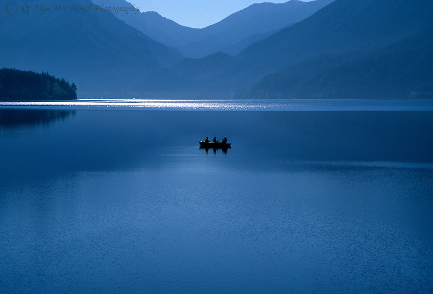 &quot;Escape to Lake Crescent&quot;<br />