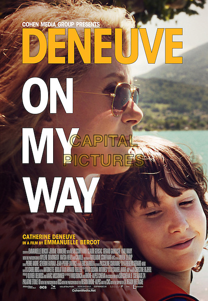 AMERICAN POSTER ART<br /> in On My Way (2013) <br /> (Elle s'en va)<br /> *Filmstill - Editorial Use Only*<br /> CAP/FB<br /> Image supplied by Capital Pictures