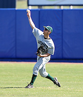 March 23, 2010:  Right Fielder David Turnbull (30) of the Dartmouth Big Green during a game at the Chain of Lakes Stadium in Winter Haven, FL.  Photo By Mike Janes/Four Seam Images