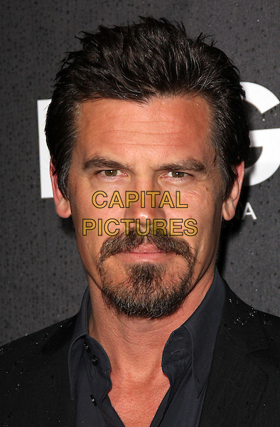 JOSH BROLIN.D&G Flagship Opening In Support of The Art of Elysium held at Dolce & Cabana Boutique, West Hollywood, California, USA..December 15th, 2008.headshot portrait goatee beard facial hair .CAP/ADM/KB.©Kevan Brooks/AdMedia/Capital Pictures.