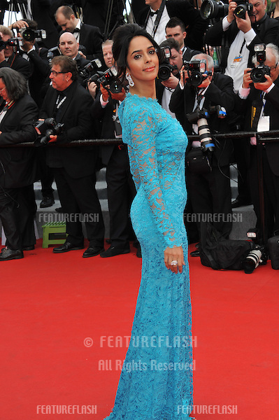 Mallika Sherawat at the gala premiere of &quot;Grace of Monaco&quot; at the 67th Festival de Cannes.<br /> May 14, 2014  Cannes, France<br /> Picture: Paul Smith / Featureflash