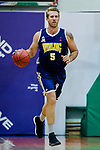 Hosford Ian Daniel #5 of Winling Basketball Club in action during the Hong Kong Basketball League game between Eagle and Winling at Southorn Stadium on May 4, 2018 in Hong Kong. Photo by Yu Chun Christopher Wong / Power Sport Images