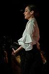 "Juncal Rivero attends ""Iris Academia de Television' awards at Nuevo Teatro Alcala, Madrid, Spain. <br /> November 18, 2019. <br /> (ALTERPHOTOS/David Jar)"