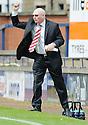 Hearts' manager John McGlynn