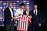 Joao Felix during his Official Presentation as new player of Atletico de Madrid at Wanda Metropolitano Stadium in Madrid, Spain. July 08, 2019. (ALTERPHOTOS/A. Perez Meca)