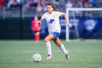 Allston, MA - Sunday July 31, 2016: Brooke Elby during a regular season National Women's Soccer League (NWSL) match between the Boston Breakers and the Orlando Pride at Jordan Field.