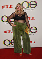 WEST HOLLYWOOD, CA - FEBRUARY 07: Alex Michael May attends the premiere of Netflix's 'Queer Eye' Season 1 at Pacific Design Center on February 7, 2018 in West Hollywood, California.<br /> CAP/ROT/TM<br /> &copy;TM/ROT/Capital Pictures