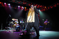 COCONUT CREEK, FL - AUGUST 19 : Pete Big Elvis Vallee performs at the Seminole Coconut Creek Casino on August 19, 2012 in Coconut Creek , Florida. © mpi04/MediaPunch Inc /NortePhoto.com<br />