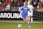 05 December 2008: UCLA's Kylie Wright. The University of North Carolina Tar Heels defeated the University of California Los Angeles Bruins 1-0 at WakeMed Soccer Park in Cary, NC in an NCAA Division I Women's College Cup semifinal game.