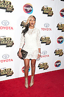 LAS VEGAS, NV - November 8: Melanie Fiona pictured at Soul Train Awards 2012 at Planet Hollywood Resort on November 8, 2012 in Las Vegas, Nevada. © RD/ Kabik/ Retna Digital /NortePhoto