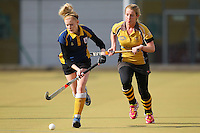 Romford HC Ladies vs Old Southendian HC Ladies 12-10-13