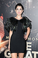 www.acepixs.com<br /> <br /> February 15 2017, LA<br /> <br /> Nikki Koss arriving at the premiere of 'The Great Wall' at the TCL Chinese Theatre on February 15, 2017 in Hollywood, California. <br /> <br /> By Line: Peter West/ACE Pictures<br /> <br /> <br /> ACE Pictures Inc<br /> Tel: 6467670430<br /> Email: info@acepixs.com<br /> www.acepixs.com