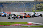 BRDC Formula 4 Championship : Silverstone : 17/18 August 2013