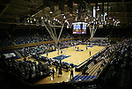 20 December 2011: Cameron Indoor Stadium. The Duke University Blue Devils defeated the University of North Carolina Wilmington Seahawks 107-45 at Cameron Indoor Stadium in Durham, North Carolina in an NCAA Division I Women's basketball game.
