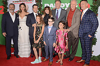 """LOS ANGELES - NOV 5:  Cast at the """"Daddy's Home 2"""" Los Angeles Premiere at the Village Theater on November 5, 2017 in Westwood, CA"""