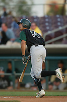 June 9 2004: Andre Ethier of the Modesto A's in action against the San Bernardino Stampede at Arrowhead Credit Union Park in San Bernardino,CA.  Photo by Larry Goren/Four Seam Images