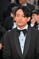 Chang Chen at the gala screening for &quot;The Eternals&quot; at the 71st Festival de Cannes, Cannes, France 11 May 2018<br /> Picture: Paul Smith/Featureflash/SilverHub 0208 004 5359 sales@silverhubmedia.com