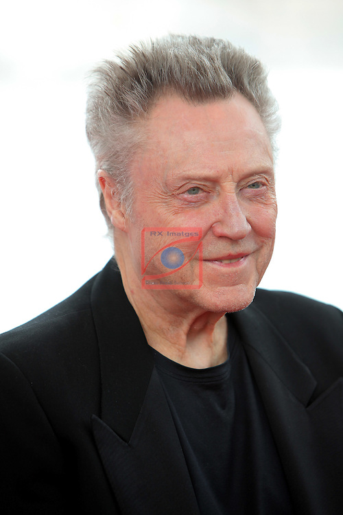 49 Festival Internacional de Cinema Fantastic de Catalunya-Sitges 2016.<br /> Photocall Christopher Walken.