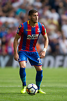 Crystal Palace's Joel Ward in action    <br /> <br /> <br /> Photographer Craig Mercer/CameraSport<br /> <br /> The Premier League - Crystal Palace v Swansea City - Saturday 26th August 2017 - Selhurst Park - London<br /> <br /> World Copyright &copy; 2017 CameraSport. All rights reserved. 43 Linden Ave. Countesthorpe. Leicester. England. LE8 5PG - Tel: +44 (0) 116 277 4147 - admin@camerasport.com - www.camerasport.com