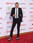Jeff Goldblum attends The Mortdecai Los Angeles Premiere held at The TCL Chinese Theater  in Hollywood, California on January 21,2015                                                                               © 2015 Hollywood Press Agency