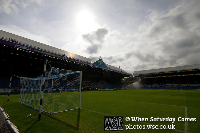 Sheffield Wednesday 2 Notts County 1, 20/08/2011. Hillsborough, League One. Photo by Paul Thompson.