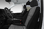 Front seat view of 2018 Mercedes Benz Metris Cargo-Van 4 Door Cargo Van Front Seat  car photos