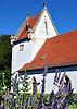 Taufkirche der Heiligen Hildegard von Bingen in Bermersheim vor der Höhe