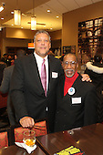 The Hyde Park Chamber of Commerce held its monthly First Thursday networking event this past Thursday at the Hyatt Place Chicago &ndash; South / University Medical Center located at 5225 S. Harper Ave.<br /> <br /> 9591 &ndash; Harry Parson of Velocity Mobile Management and Wallace Goode, Executive Director of the Hyde Park Chamber of Commerce