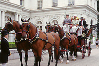 RI carriage driving event, Newport, RI