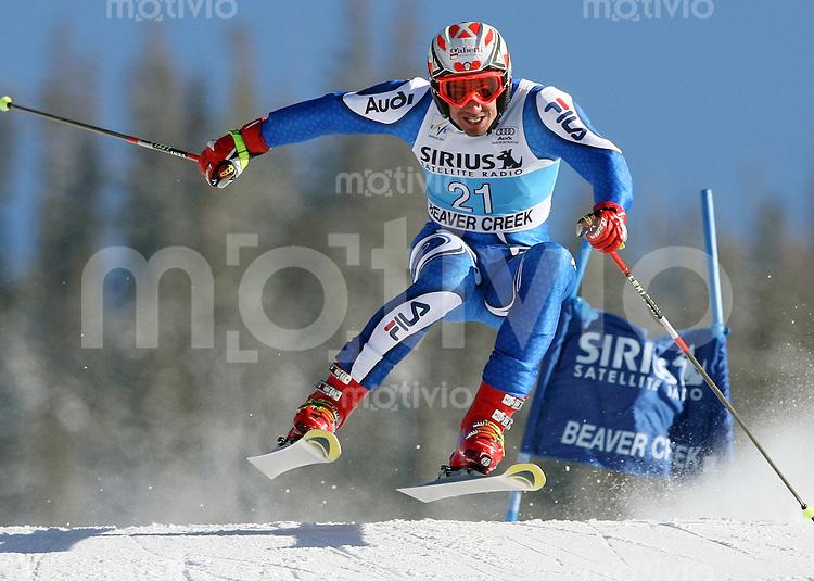 Ski Alpin; Saison 2006/2007  Riesenslalom Herren Alberto Schieppati (ITA)