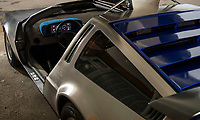 BNPS.co.uk (01202 558833)<br /> Pic: PhilYeomans/BNPS<br /> <br /> Back to the Future...finally!