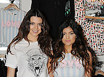 Kendall And Kylie Jenner Launch New Holiday Collection At The PacSun Store 11-9-13