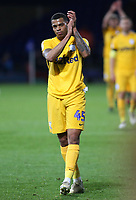Preston North End's Lukas Nmecha applauds the fans at the final whistle <br /> <br /> Photographer David Shipman/CameraSport<br /> <br /> The EFL Sky Bet Championship - Ipswich Town v Preston North End - Saturday 3rd November 2018 - Portman Road - Ipswich<br /> <br /> World Copyright &copy; 2018 CameraSport. All rights reserved. 43 Linden Ave. Countesthorpe. Leicester. England. LE8 5PG - Tel: +44 (0) 116 277 4147 - admin@camerasport.com - www.camerasport.com