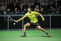 Rotterdam, Netherlands, 9 februari, 2019, Ahoy, Tennis, ABNAMROWTT, EVGENY DONSKOY (RUS)  Photo: Henk Koster/tennisimages.com