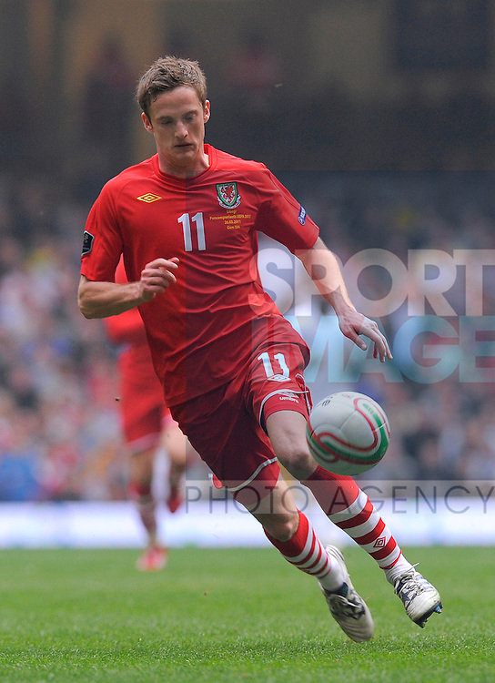 Andy King of Wales