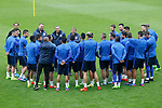 Israel's team during training session. March 23,2017.(ALTERPHOTOS/Acero)