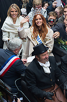 Maëva Coucke, Miss France 2018 in Boulogne-Sur-Mer - France